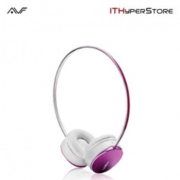 AVF Rapoo S500-RD Bluetooth 4.0 Stereo Headset With Mic - Red