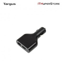 Targus 90W Car Charger For Laptop & USB Tablet - APD046AP
