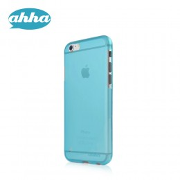 Ahha Moya GummiShell iPhone 6 5.5'' - T.Blue
