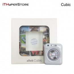 ALTEK CUBIC SMART MINI WIRELESS CAMERA - BLUE