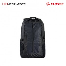 CLIPTEC CFP103 14.1 NB BACKPACK - MOMENTUM (BLACK)