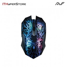 AVF X7 Gaming Freak II 6D Laser Mouse (3000dpi) USB