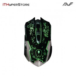 AVF X8 Gaming Freak II 6D Laser Mouse (3000dpi) USB