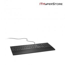 DELL/C.MULTIMEDIA KEYBOARD (ENGLISH) - KB216 - BLACK