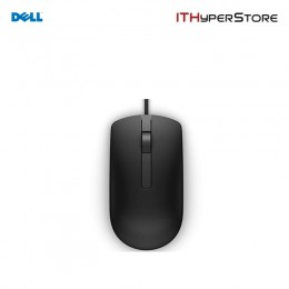 DELL/C.OPTICAL MOUSE - MS116 - BLACK