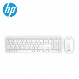 HP GAMING KB/MSE COMBO W/L PAVILION 800 (WHITE)