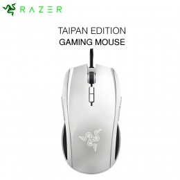Razer Taipan White Edition Gaming Mouse (RZ01-00780500-R3A1)