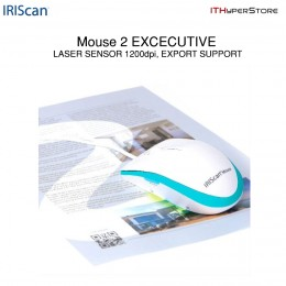 IRISCAN All in One Mouse 2 Executive Scanner